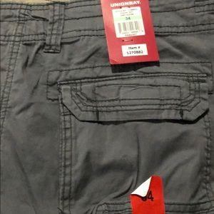 Union Bay Men's Light Weight Medford Cargo Shorts